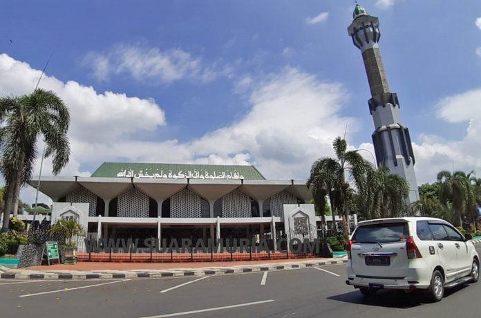 masjid agung pati